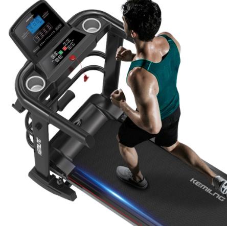 柯迈龙M7 家用款多功能跑步机超静音可折叠运动减肥健身器材
