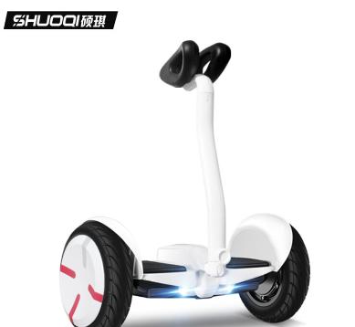 硕琪 蓝牙遥控多功能app蓝牙音乐双轮平衡车成人体感智能骑行代步思维车