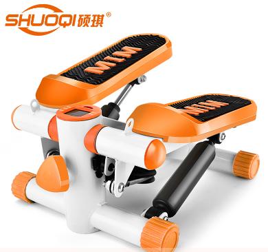 硕琪 豪华款mini踏步机 迷你脚踏机家用机免安装静音液压踏步机